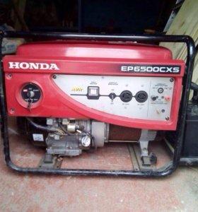 электро-бензо генератор