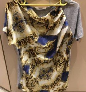 Liu Jo jeans р 42 на 48 блуза