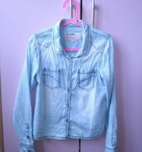 Рубашка barcia   jeans италия