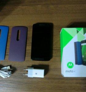 Новый Moto X Play