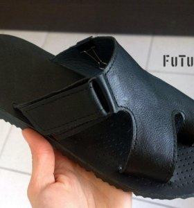 Новое поступление мужской кожаной обуви из Ростова