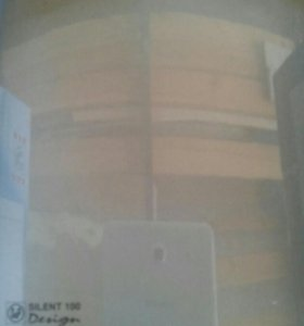 Вентилятор silent100cz design grey (серый)