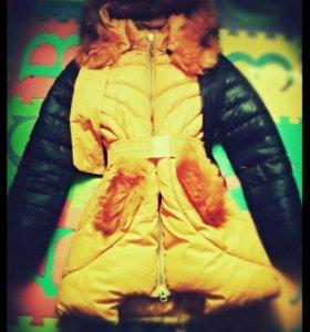 Зимняя куртка(44 р.р)В ОТЛИЧНОМ СОСТОЯНИИ!!!