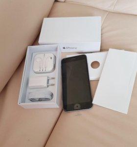 IPhone 6 16 gb серебрянный