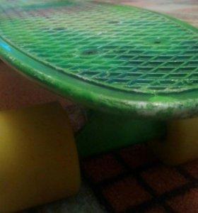 Скейт от ЮНИОН