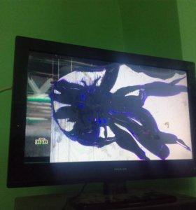 Lcd телевизор helix