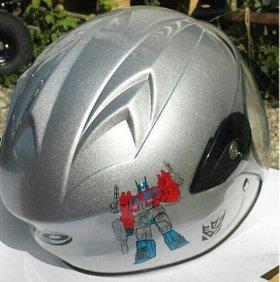 Детский защитный шлем, новый. Скидка