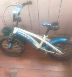 Велосипед для 4-6 лет