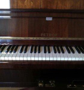 Фортепиано.Petrof