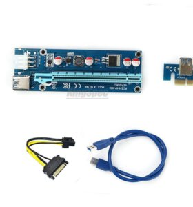 PCI райзера под заказ