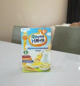 Каша молочная мультизлаковая