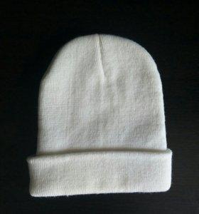 Новая белоснежная шапка