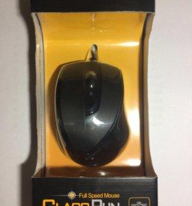 Мышь проводная A4Tech Q3-600X-1 Black