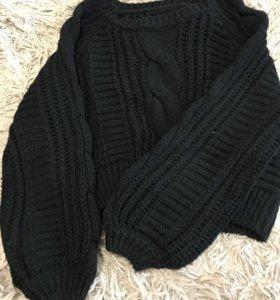 Укороченнный свитер
