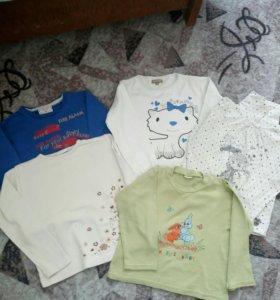 Одежда на девочку 104-110