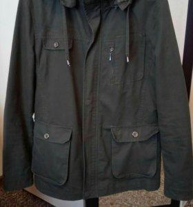 Куртка мужская. Новая. Талнах