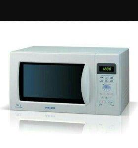 Микроволновая печь-гриль