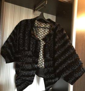 Накидка-курточка