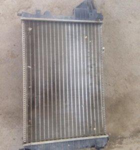 Радиатор opel vectra a 2.0