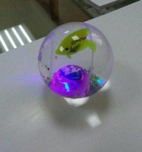 Мяч прыгун световой