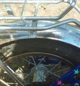 Детский 4-х колесный велосипед