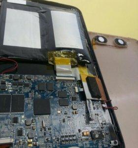 ZTE планшет zenithink 30 см