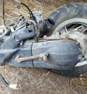 Двигатель honda af48e