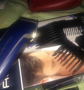 Машинка для стрижки+полировки волос