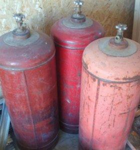 Газовый балон тара 50 литров