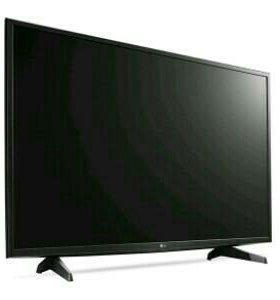 Телевизор новый LG 49LH52