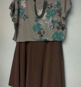 52-54 GLENFIELD женская юбка