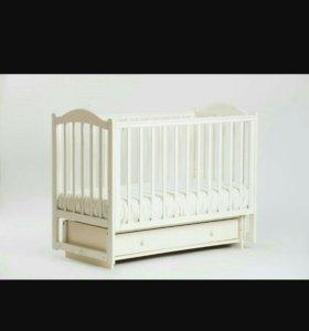Детская кровать люлька