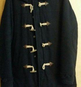 Куртка-пальто мужская 48-50