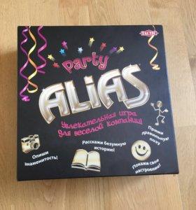 Настольная игра Elias Party