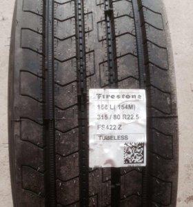 Грузовые шины Firestone FS 422 руль 315/80/22.5