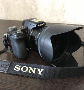 Фотоаппарат Sony DSC H50/B ЦФК BLACK