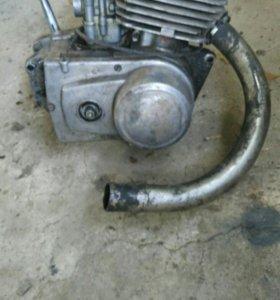Двигатель Минск