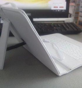 Клавиатура для планшетов с подставкой