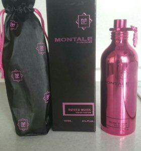 Montale Roses Musk.