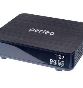 Ресивер DVB-T2 Perfeo PF-120-1
