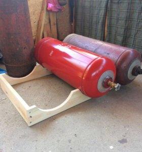 Подставка для транспортировки газовых баллонов