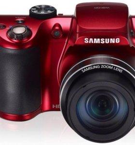 Продам фотоаппарат Samsung wb110.