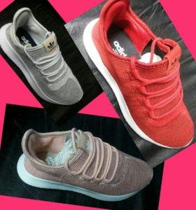 Кроссовки легкие женские adidas