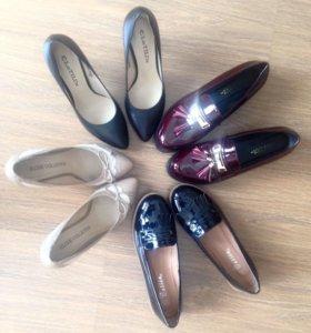 Обувь в хорошем состоянии