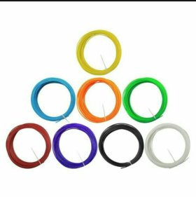 Пластик для 3Д ручки 8 цветов