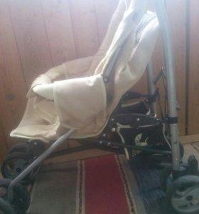 Удобная коляска- трость