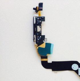 Разъём зарядки iPhone 4S