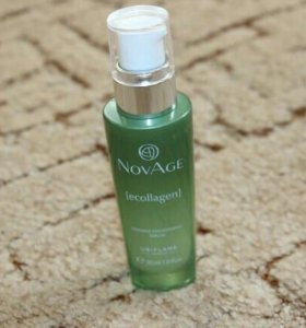 Сыворотка против морщин NovAge Ecollagen