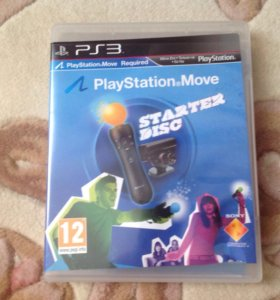 Диск PlayStation Move