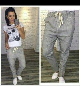 Новые штаны размер L